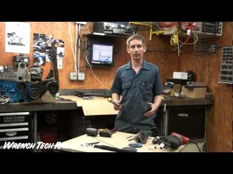 Wrench Tech Racing - CB360 Swing Arm Extension Kit Installation