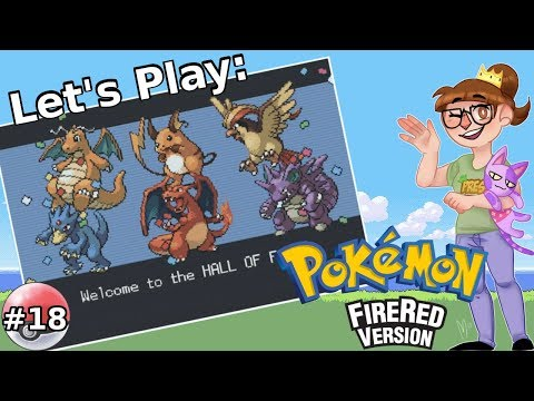 Pokemon FireRed Stream Let's Play - Part 18