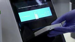 Quick coronavirus test available says Germany's Bosch