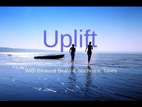 WAKE UP: Positive Mood Motivator | Happiness, Euphoric, Binaural & Isochronic tones