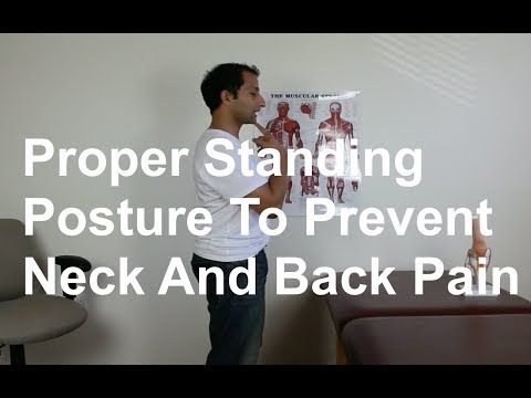Proper Standing Posture To Get Rid Of Neck And Back Pain | Manu Kalia | Video 131 | TridoshaWellness