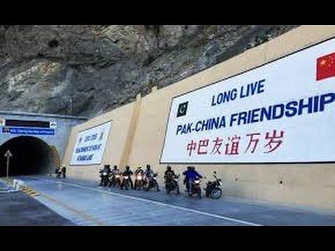 Longest Tunnel Of Pakistan (Friendship Tunnel Kohat)