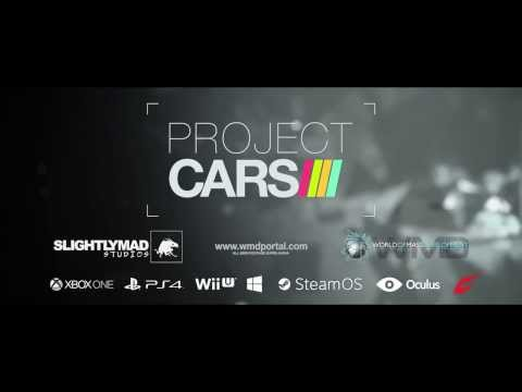 Project CARS : Project Morpheus on PS4