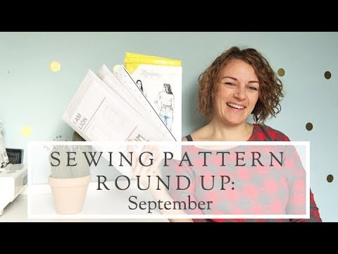 New Sewing Pattern Releases || September || The Fold Line
