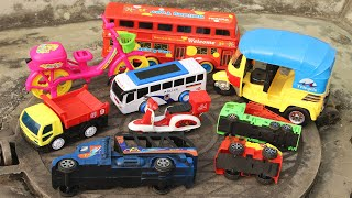 Video About Looking for Various Toy Vehicles on the Roof by EH ToyShow