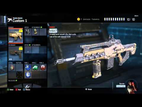Black Ops 3 What to Permanently Unlock After You Prestige