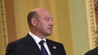 Gary Cohn was effectively fired: Gasparino