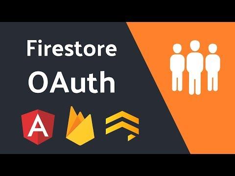 Google Sign-In with Firestore Custom User Data