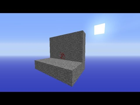 The BUD Switch Collection #008: T-BUD Activated by Redstone Ore | Minecraft 1.7+