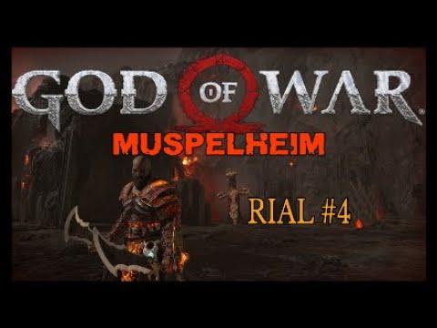 MUSPELHEIM TRIAL #4  GOD of WAR