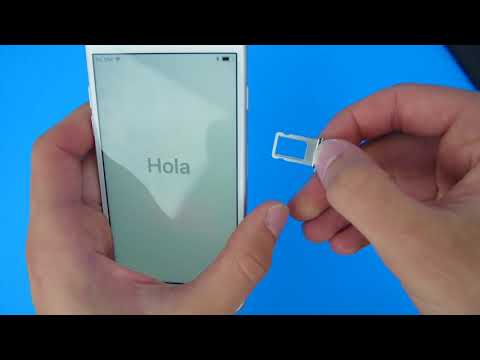 How to Insert SIM Card to iPhone 8 and iPhone 8 Plus!