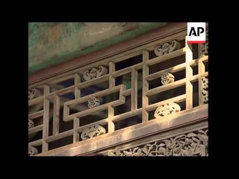 Focus on Forbidden City restoration project