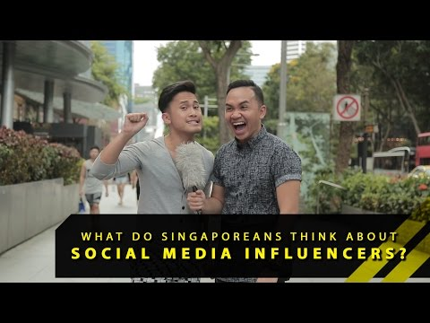 What Do Singaporeans Think Of Social Media Influencers? | Word On The Street