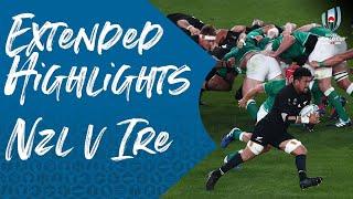 Extended Highlights New Zealand V Ireland