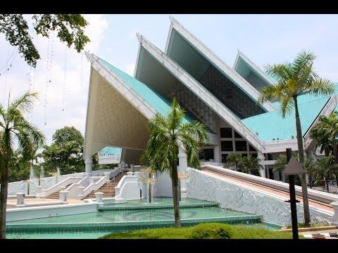Istana Budaya Building - Kuala Lumpur, Malaysia