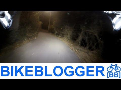 Rust On Studded Tires OK? Night Commute Bike Blogger
