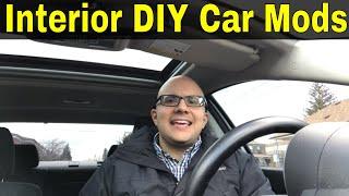 Top 6 Interior DIY Car Mods