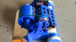3D Printed Battlebot