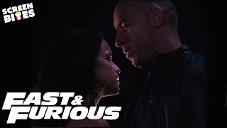 Dom and Letty's Romance | Fast & Furious | SceneScreen
