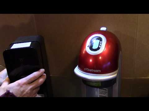 SODASTREAM SOURCE/ FIZZ BATTERY CHANGE OUT HOW TO.