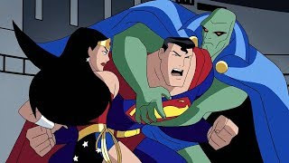 Superman! In Anger!