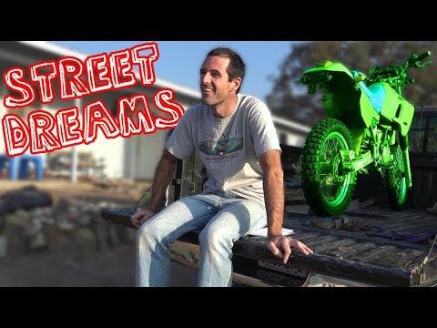 $200 Kawasaki Dirt Bike - Will It Legal?