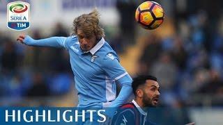 Lazio - Crotone - 1-0 - Highlights - Giornata 19 - Serie A TIM 2016/17