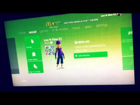 Sign into Xbox without email or password