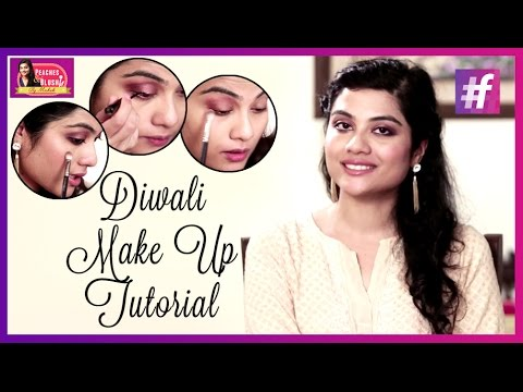 Diwali Make Up Tutorial   By Mehak