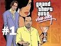 Let's Play GTA Vice City odcinek #1 - Początek