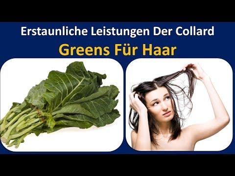 Erstaunliche Leistungen der Collard Greens für Haar | gesundes Haar & Haare Wachstum