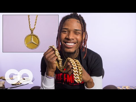 Fetty Wap Shows Off His Insane Jewelry Collection   GQ