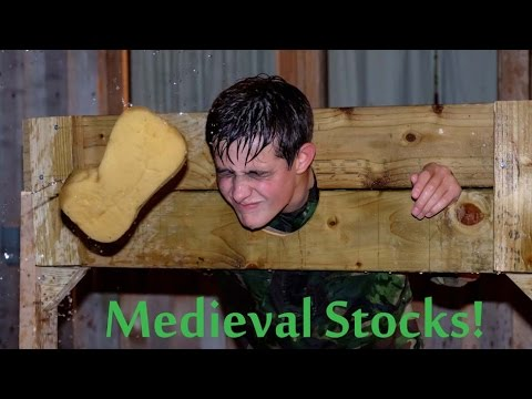 Medieval stocks build