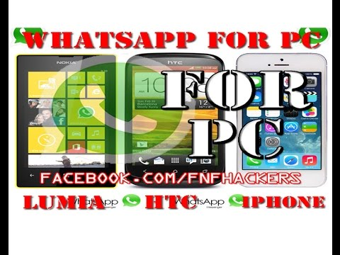 Whatsapp PC - Complete Guide iPhone, Andriod, Windows Phone