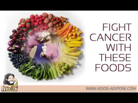 Adios-Adipose.com: Fight Cancer With These Foods