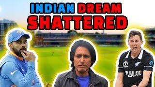 Indian Dream Shattered | Middle Order Exposed | Full Marks To New Zealand
