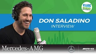 Celebrity Trainer Don Saladino Gets Us Motivated AF | Elvis Duran Show