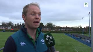 Irish Rugby TV: In Focus: Erskine Benefits From Celtic Cup Refereeing