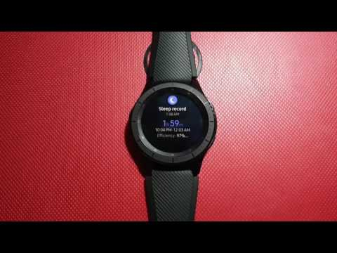 How to Delete Notification on Samsung Gear S3