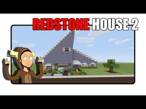 Minecraft Redstone House 2 [Fully Functioning] |Minecraft Xbox|