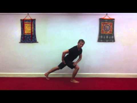 How to Lunge - Leg Toning with movement concepts from Aston Kinetics - with Danny Bridgeman