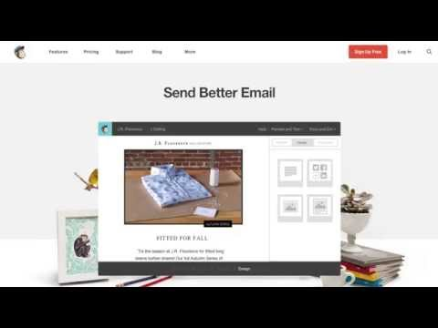How To Use Mail Chimp - Build Email List - Wordpress Opt-In