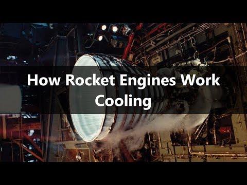 How Rocket Engines Work - Part 4 - Cooling