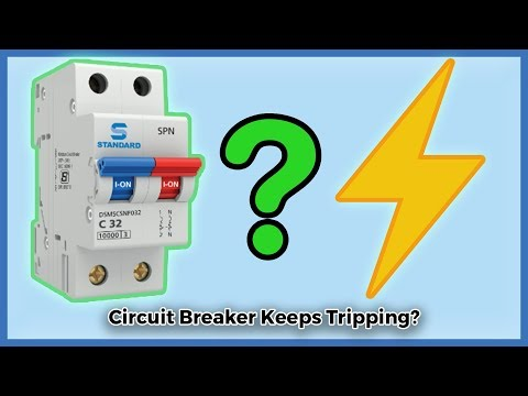 4 Sneaky Reasons Your Circuit Breaker Keeps Tripping
