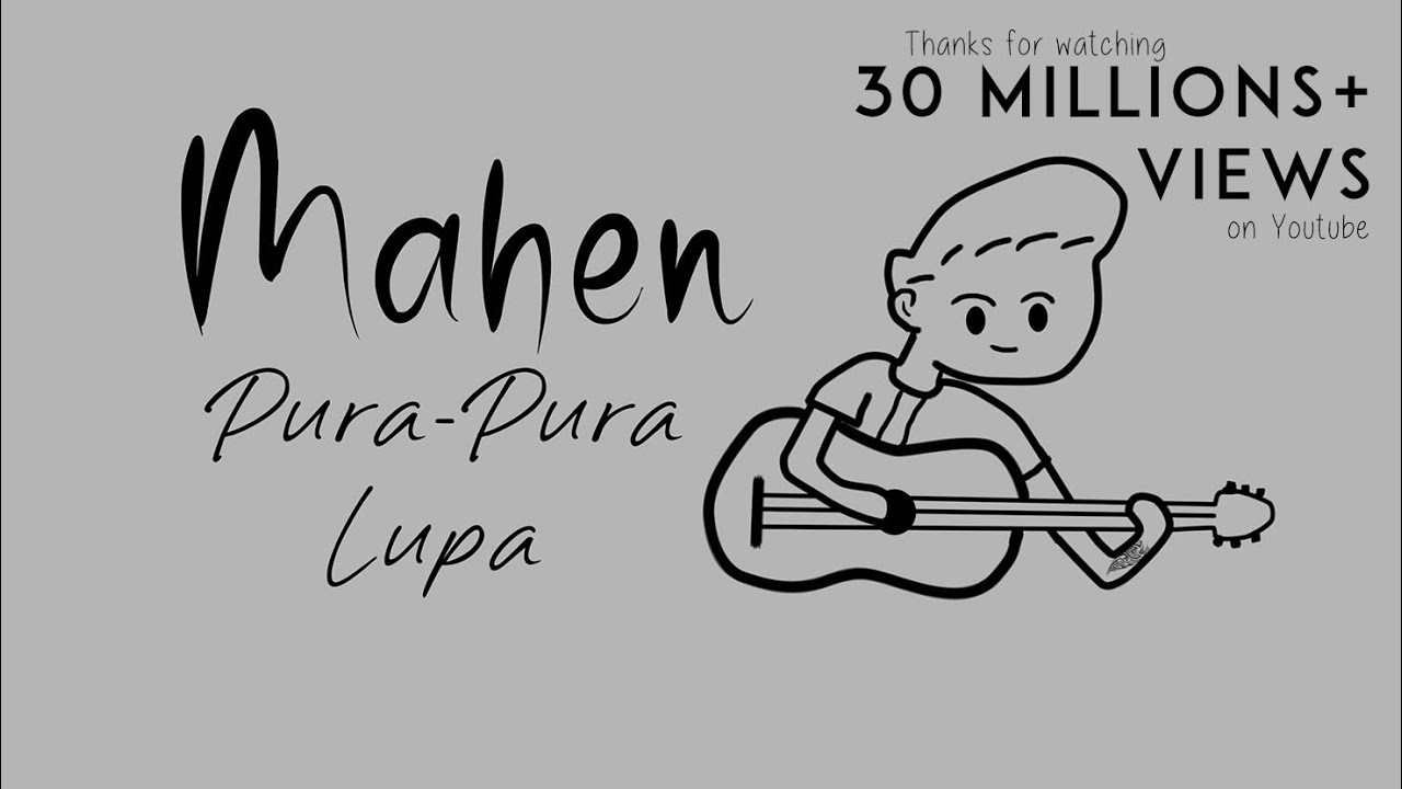"Download Mahen - Pura Pura Lupa "" MP3 Gratis"