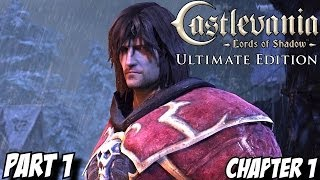 Castlevania Lords of Shadow Gameplay Walkthrough Part 1 - Chapter 1