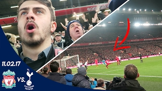 LIVERPOOL V SPURS 2-0 (11.02.17) | A FAN EXPERIENCE