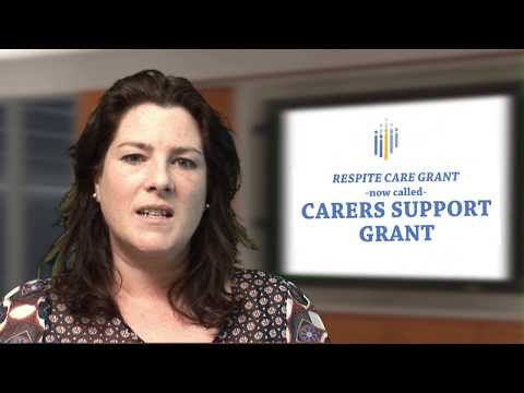 Carers Support Grant