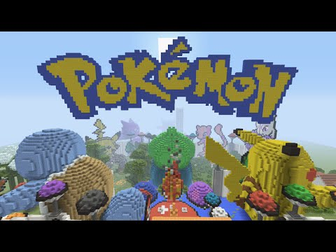 Minecraft [XBOX ONE] POKEMON HUNGER GAMES w/ BR3THR3N & SUBS