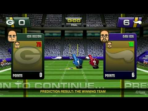 Madden NFL 10 Wii Review